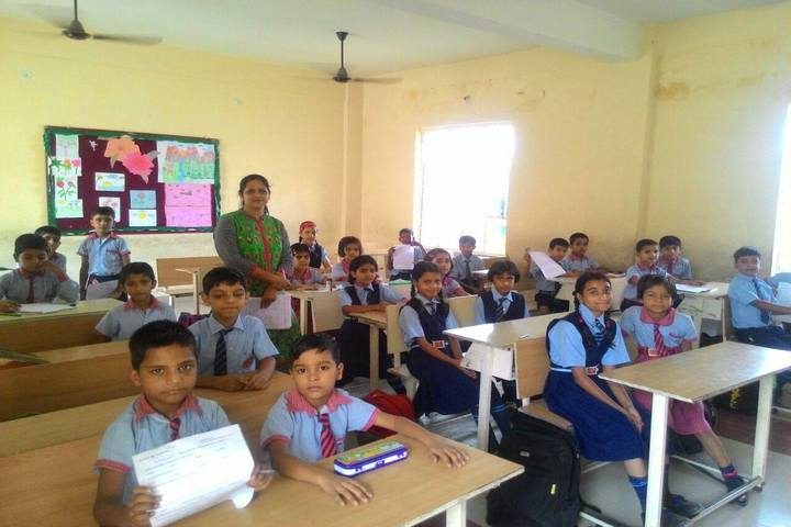Mahavir International School-Classroom