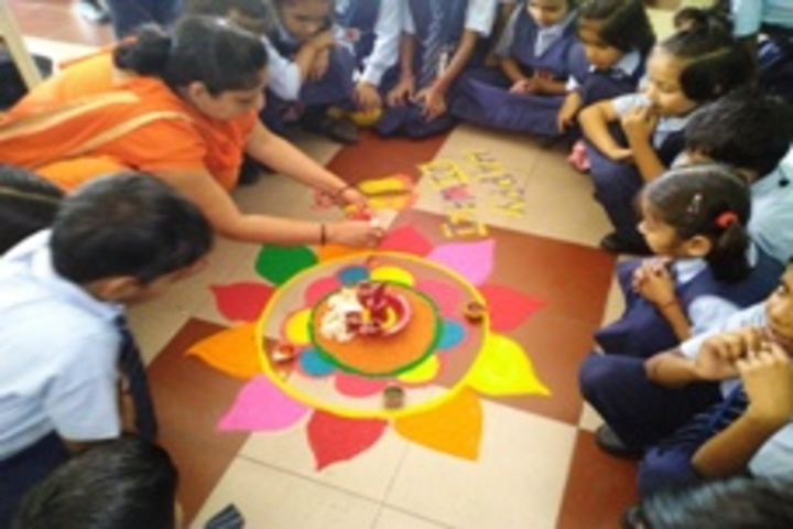 Mahavir International School-Diwali Celebrations