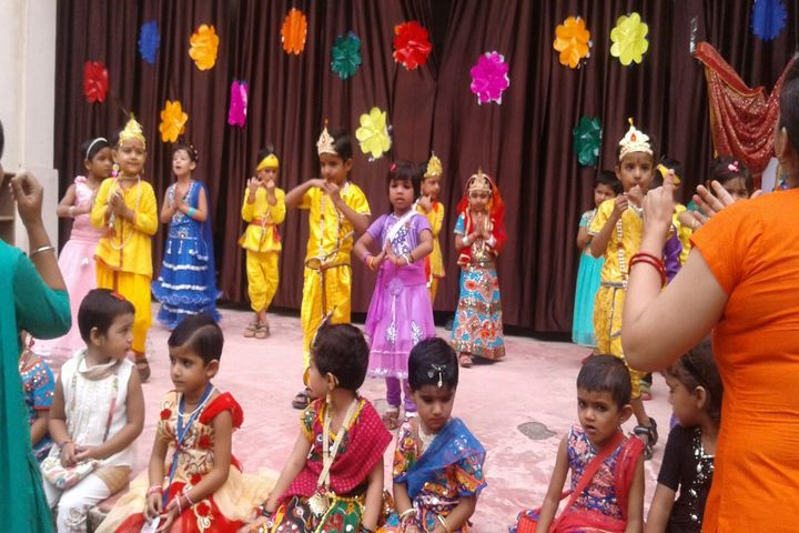 Mahavir International School-Janmashtami Celebrations