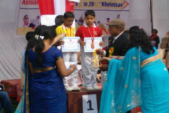 Mahavir International School-Prize Distribution