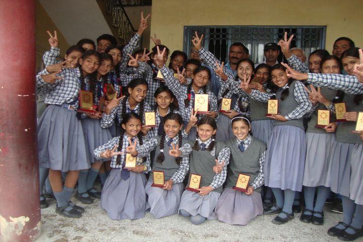 Master Mind Public School-Awards