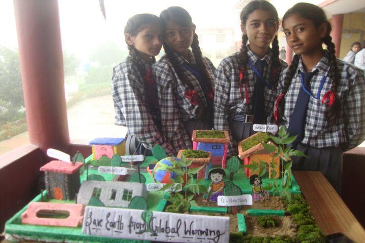 Master Mind Public School-Science Exhibition