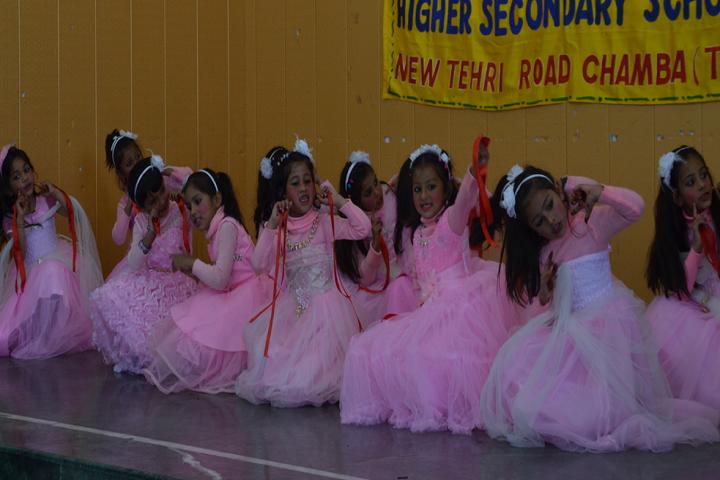 Modern Scholars Academy-Events dance