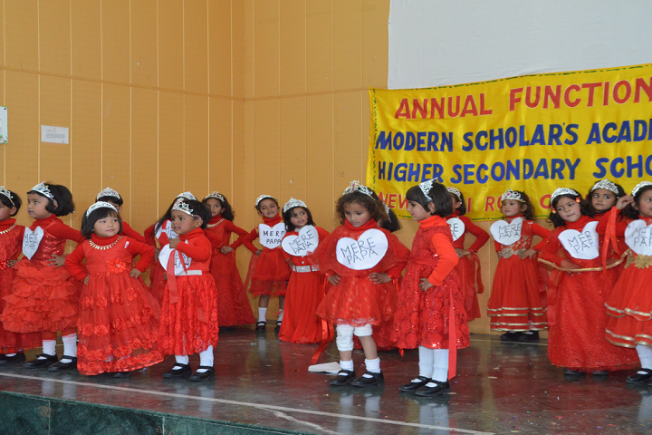 Modern Scholars Academy-Events function