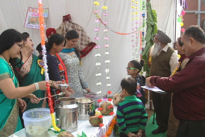 Sri Guru Gobind Singh Collegiate Public School-Games