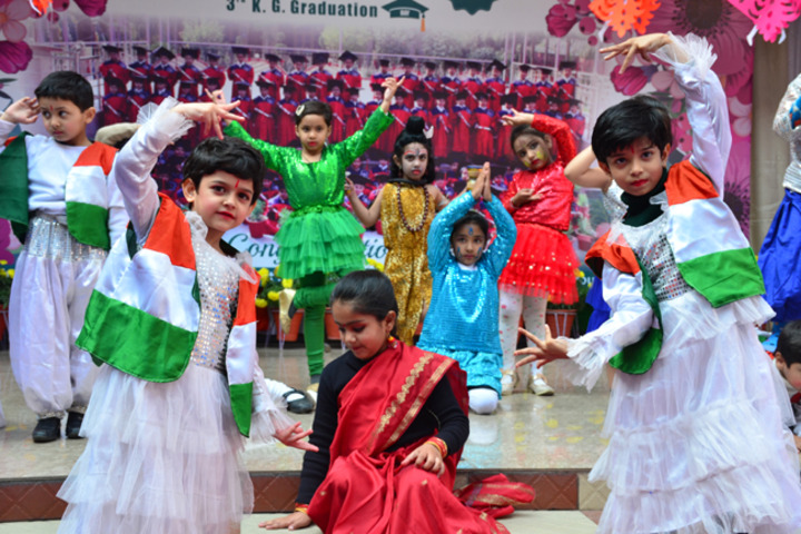 Montfort School-Independence Day Celebrations