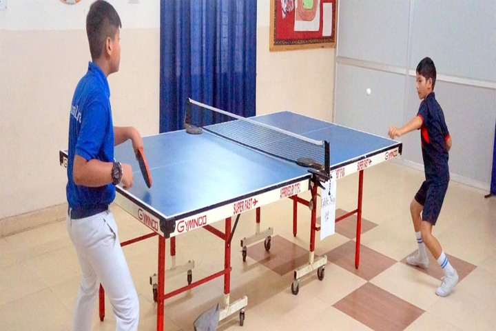 Mount Litera Zee School-Indoor Games