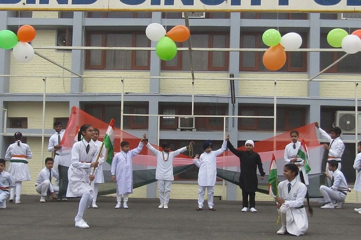 Sri Guru Gobind Public School-Republic day