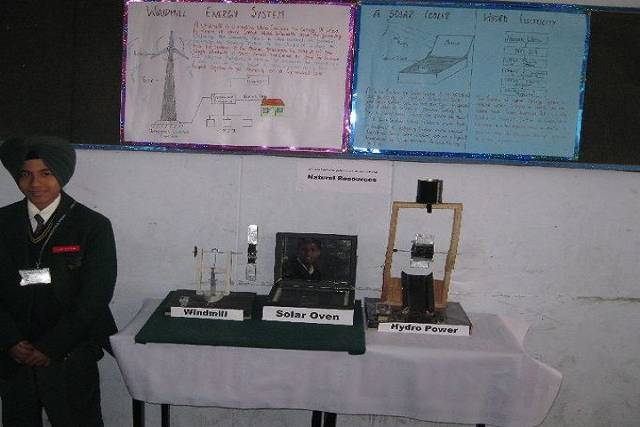 Sri Guru Gobind Public School-Science Exhibition
