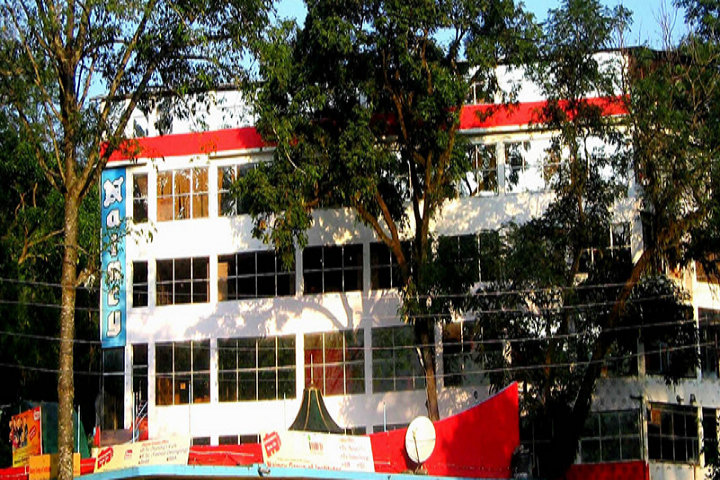 Naincy Convent-Campus View