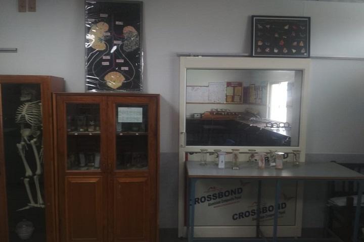 Naini Valley School-Biology Lab
