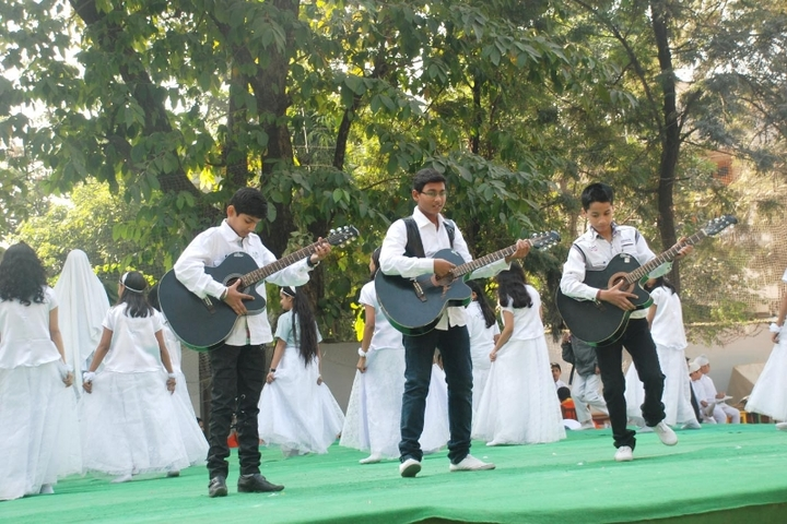 Naini Valley School-Music