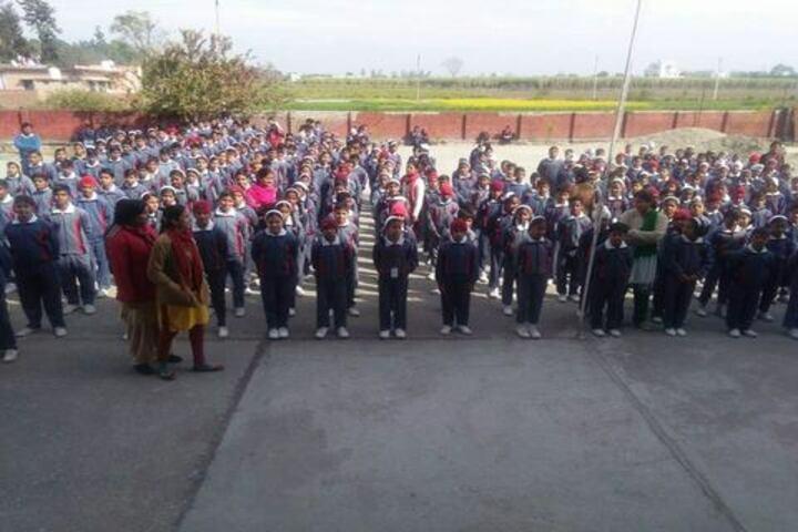 Nancy International School-Assembly