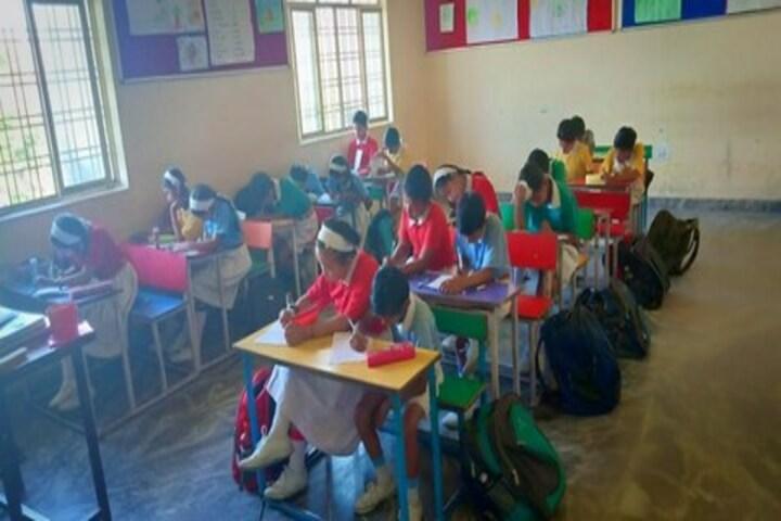 Nancy International School-Classroom