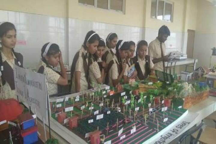 Nancy International School-Science Exhibition