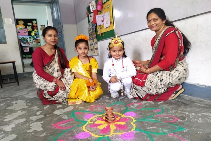 Navyug Public School-Festival Celabrations