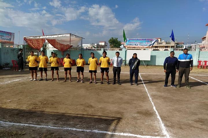 Navyug Public School-Sports