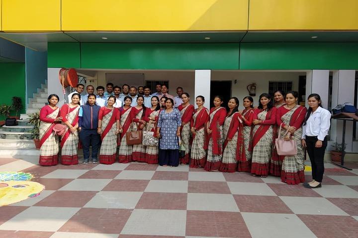 Navyug Public School-Teachers Day