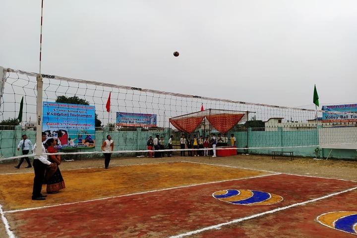 Navyug Public School-Volley Ball  Ground