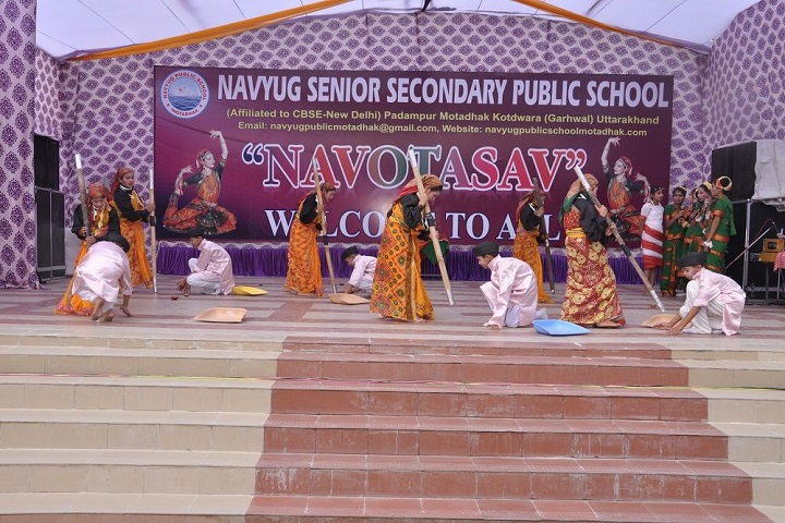 Navyug Public School-Events1