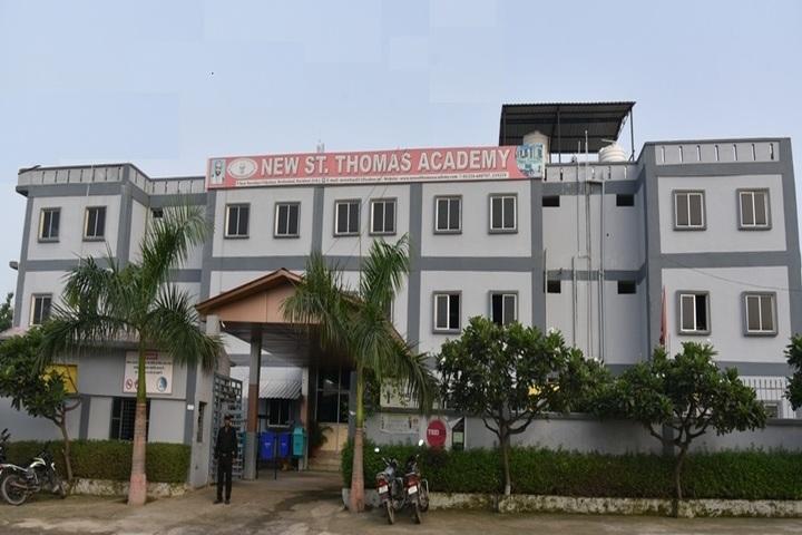 New St Thomas Academy-Campusview
