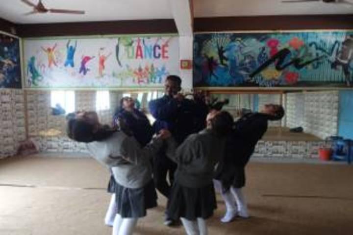 New St Thomas Academy-Dance Room