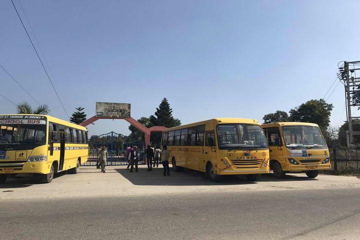 New St Thomas Academy-Transport