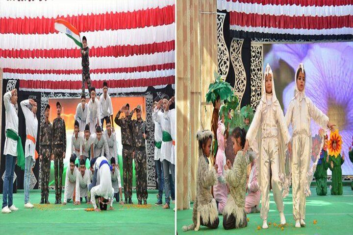 Nirmal Ashram Deepmala Pagarani School-Annual Day