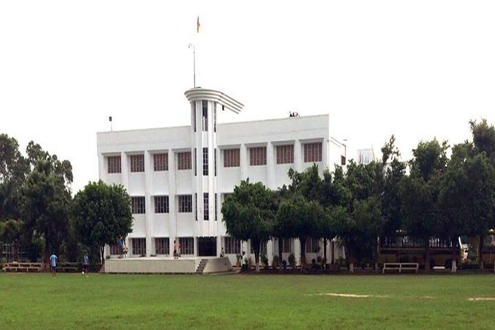 Nirmal Ashram Deepmala Pagarani School-Campusview