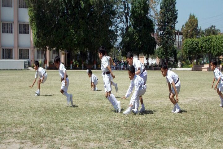Nirmal Ashram Deepmala Pagarani School-Games