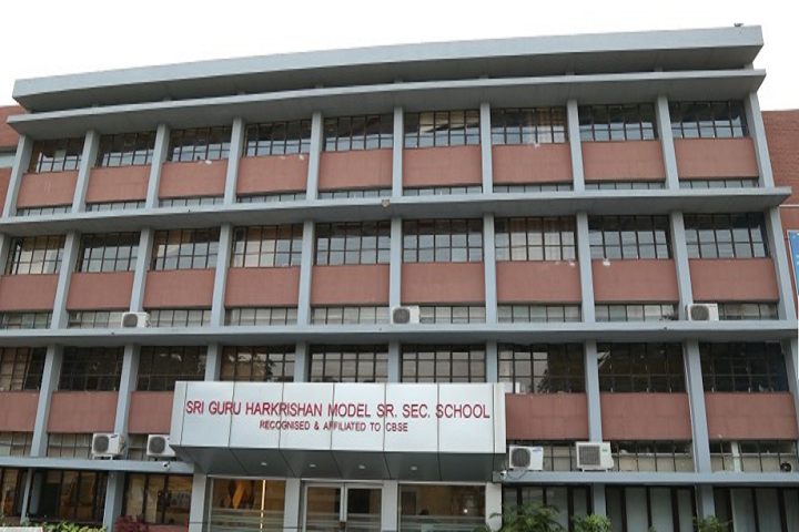 Sri Guru Harkrishan Model School-School Building1