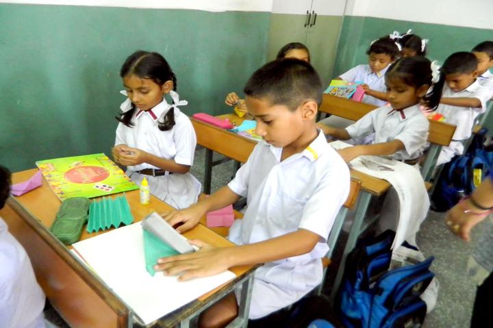 Nirmal Ashram Gyan Daan Academy-Activity