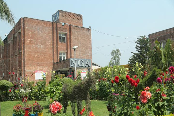 Nirmal Ashram Gyan Daan Academy-Campusview