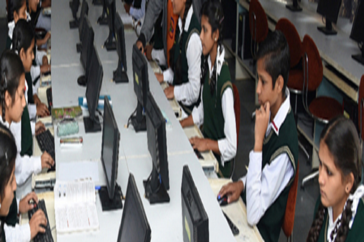 Nirmal Ashram Gyan Daan Academy-Computer Lab