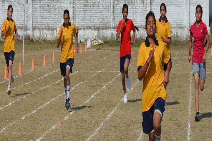 Nirmal Ashram Gyan Daan Academy-Games
