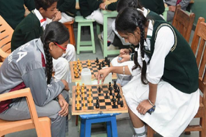 Nirmal Ashram Gyan Daan Academy-Indoor Games