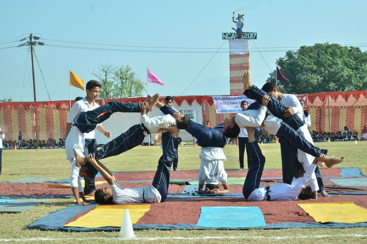 Nirmal Ashram Gyan Daan Academy-Karate