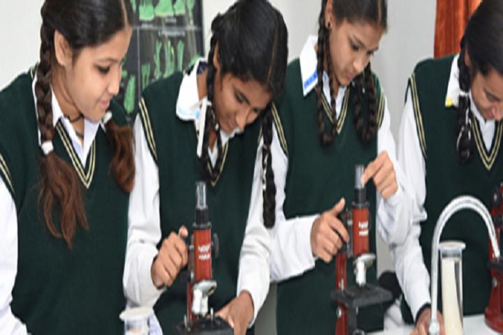 Nirmal Ashram Gyan Daan Academy-Physics Lab