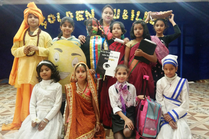 Nirmala Convent Senior Secondary School-Fancy Dress Competition