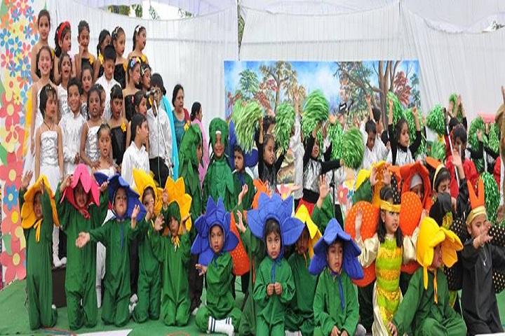 Sri Guru Harkrishan Public School-Annual play
