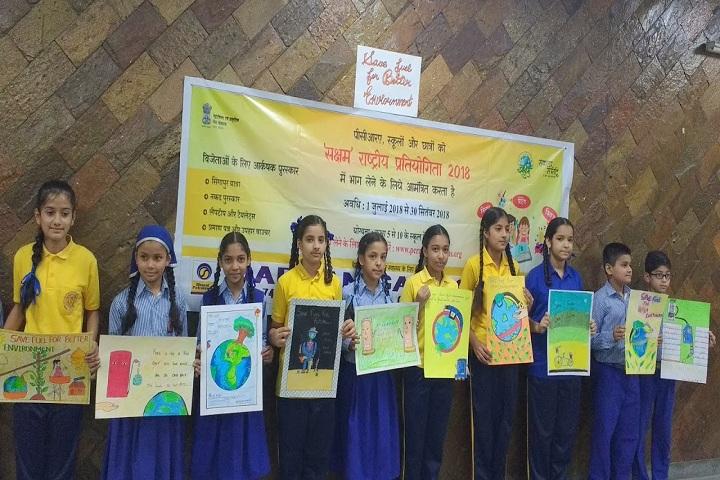Sri Guru Harkrishan Public School-Art n craft activities