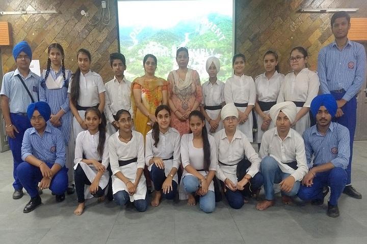 Sri Guru Harkrishan Public School-Assembly