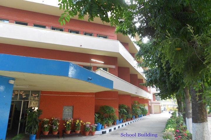 Sri Guru Harkrishan Public School-school building