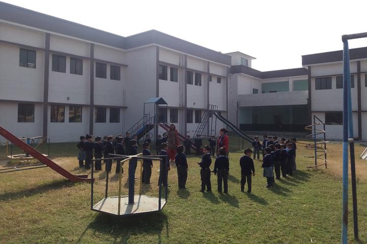 Police Modern School-Play Area