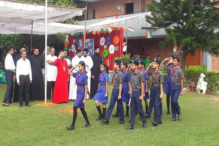 St MaryS School-Scouts and Guides