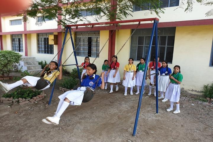 R C D Public School-Junior Wing Play Area