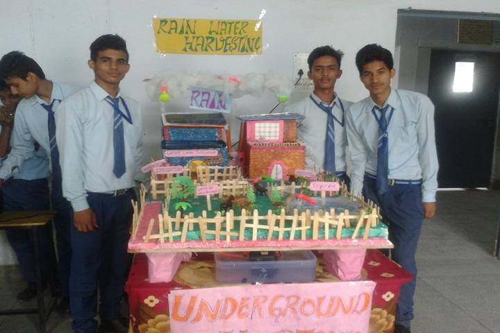 R C D Public School-Rain Water Harvesting Project