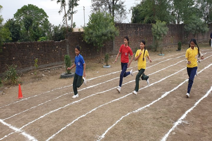 R C D Public School-Running Competition