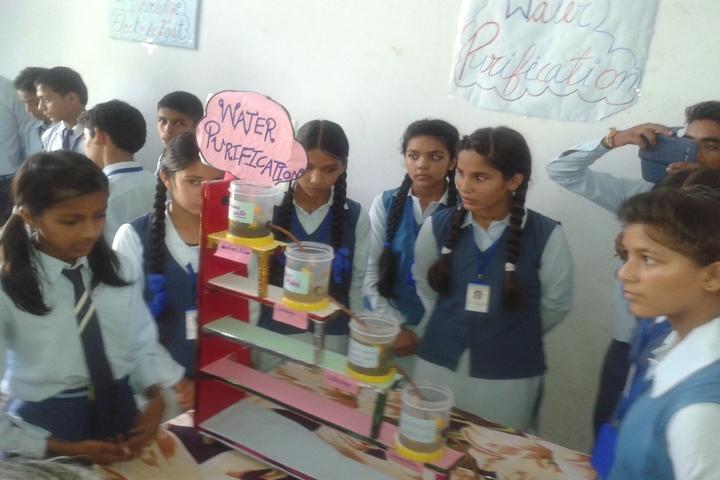 R C D Public School-Science Fair
