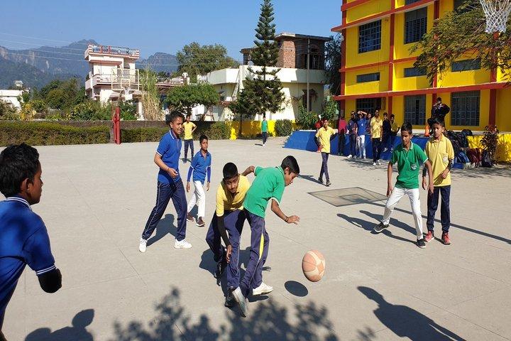 R C D Public School-Sports Activity